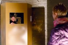 KA BOMHARDT | ZEIT unter Mitwirkung von Christiane Wartenbergs Performance