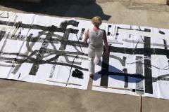 KATJA PUDOR | Broken down lines