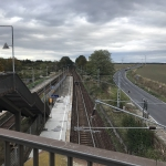 Bahnhof Doberlug-Kirchhain Außenansicht