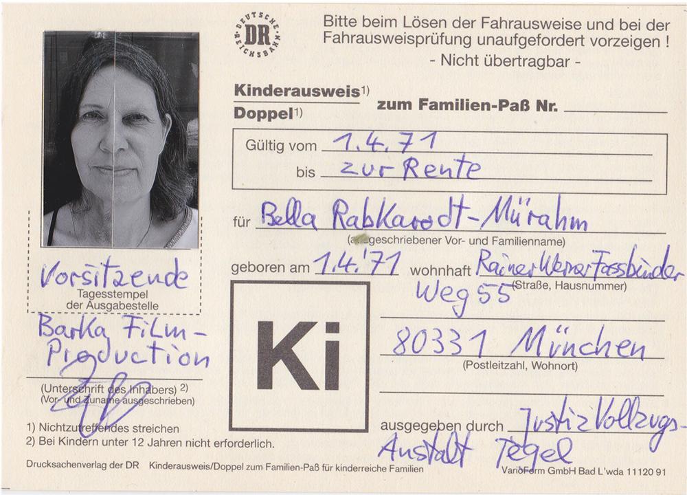 Bomhardt @ Müller (Vorderseite)